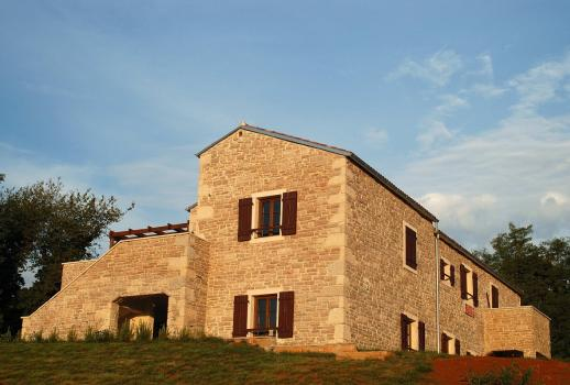 Exclusive country villa in Istria