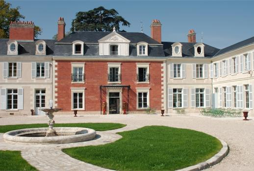 Exclusive Castle Hotel in the Loire Valley