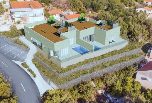 Inexpensive building development in Croatia