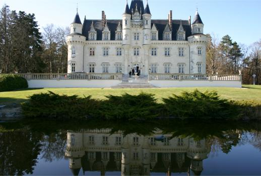 Chateau for sale to Poitiers