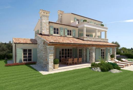 Charming country house in Istrian style