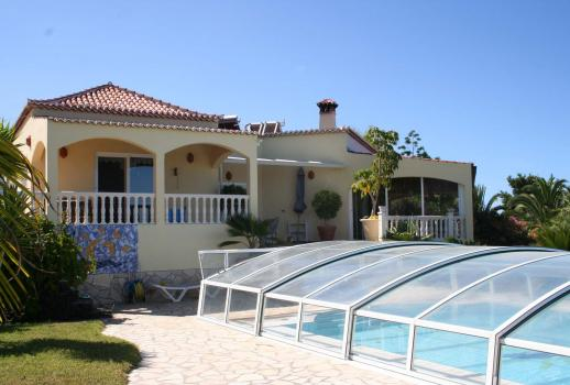 Exclusive villa with panorama view