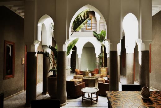 Exclusivo Riad en Marrakech