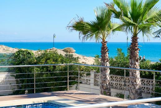 Luxurious villa in La Mata (Torrevieja)