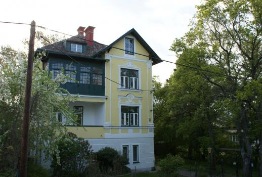 Villa in the town of Baden bei Wien for sale