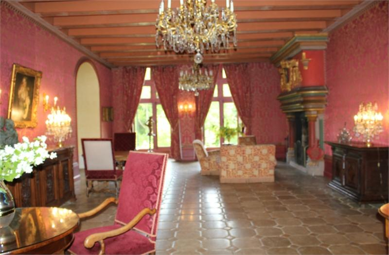 Exclusive castle from the 15th century