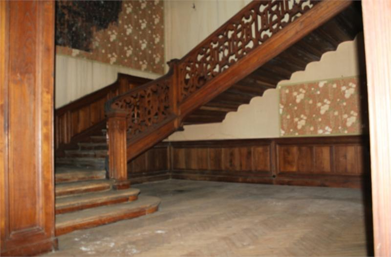 Beautiful large mansion to be renovated
