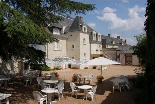 Castle for sale in the Loire valley in France