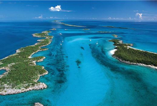 Island in the Bahamas for sale