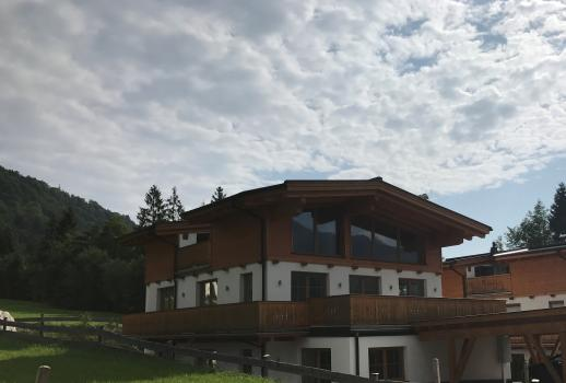 Tyrolean country house in a green haven with a breathtaking view!