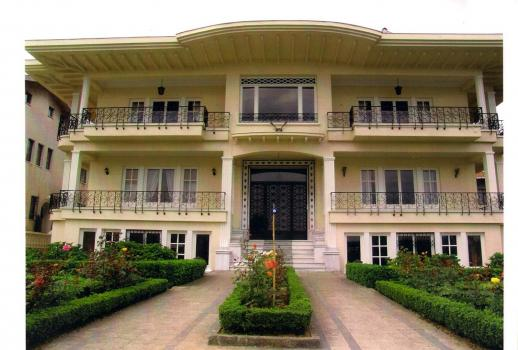 Villa directly at the Bosporus