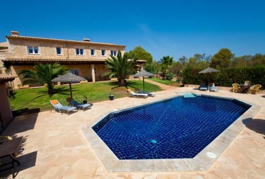 Exclusive property on Mallorca