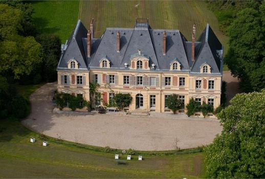 Castle for sale near Paris in France