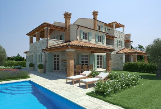 Beautiful country house in a quiet location in Croatia for sale