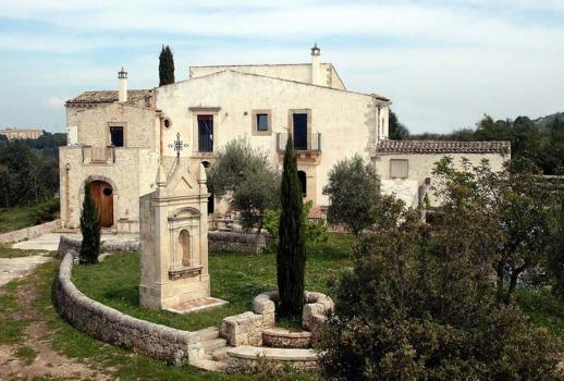 19th century Sicilian country house