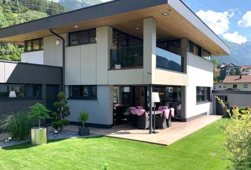 ARLBERG Luxury Real Estate con vista a Galzig