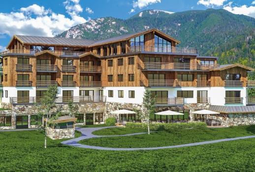 Attractive penthouse apartment for sale in the heart of Mayrhofen