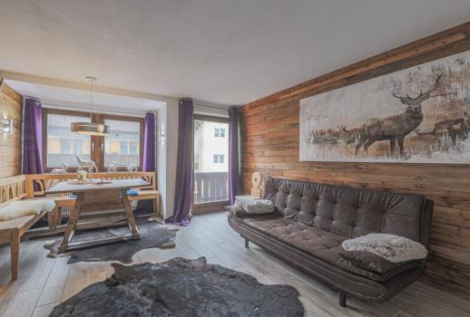 City apartment with elevator right in the center of Kitzbühel