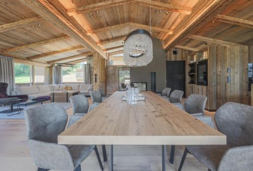 Exclusive chalet in a top location