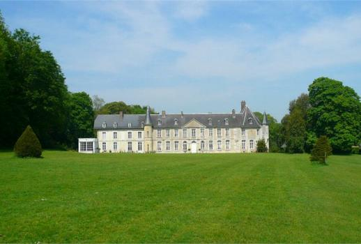 Exklusives Schloss in der Normandie