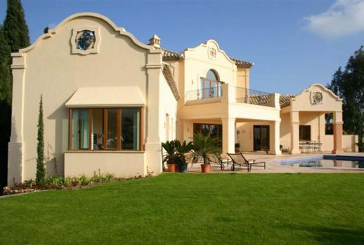 Golf Villa in Marbella