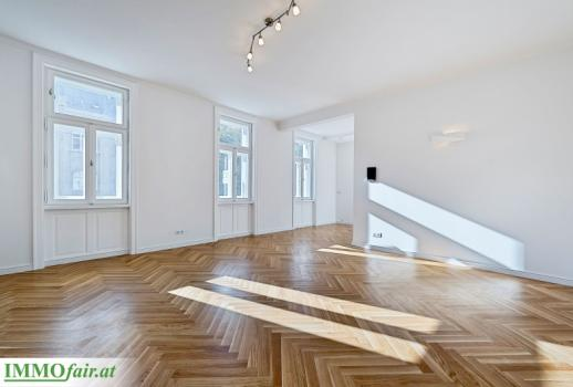 GRANDIOS STYLE BUILDING APARTMENT WITH LARGE GARDEN! - NEAR THE STERNWARTEPARK!