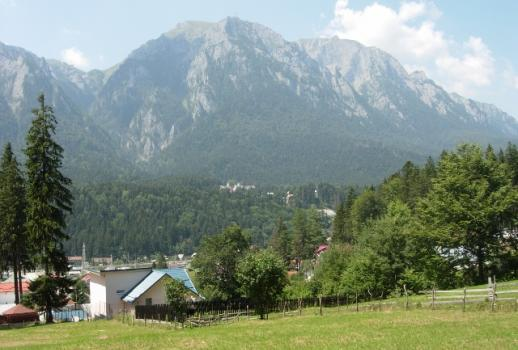 Property for sale in the Prahova Valley