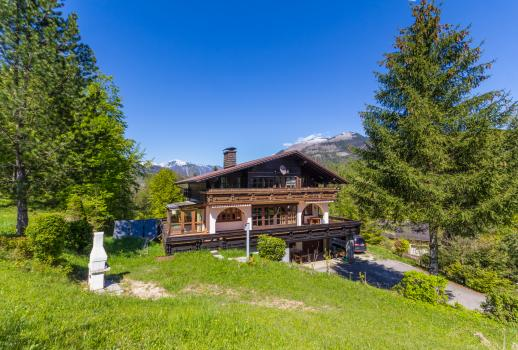 Idyllic property in the heart of the Salzkammergut