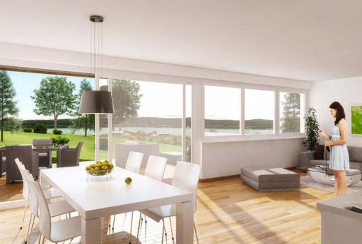 Lake Wörthersee: New apartments for sale