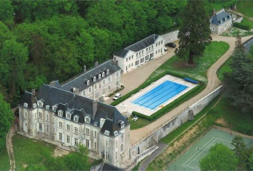 Loiredal: Chateau in Tours