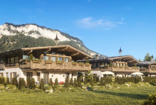 Luxurious garden apartment in St. Johann near Kitzbühel