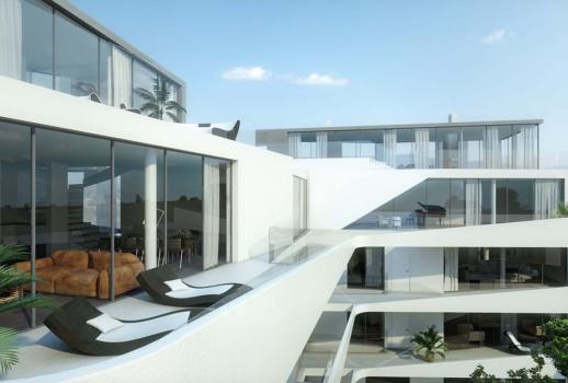 Luxurious design living project