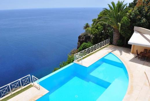 Luxury villa on Madeira
