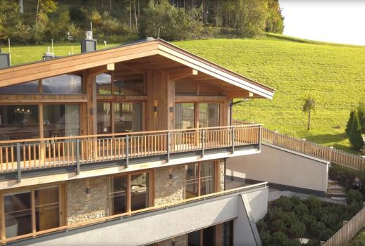 Newly built villa in a great ski-in / ski-out location