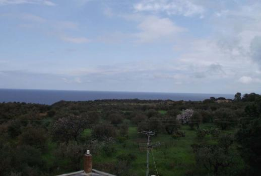 Panoramic plot in Sparta, Messina