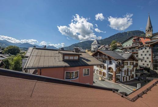Penthouse in the center of Kitzbühel