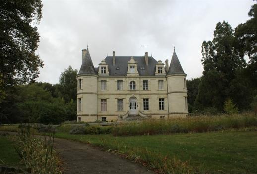 Castle for sale in France in the Loire Valley