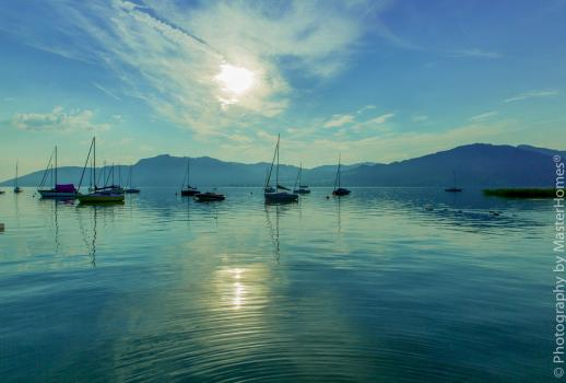 Lots for sale directly on Lake Attersee