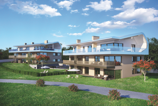 Your dream apartment with direct access to the lake, a terrace and a beautiful view over the Wörthersee