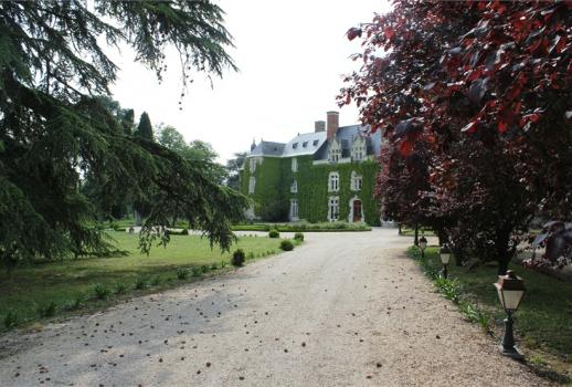 Sale: Renovated castle near Angers