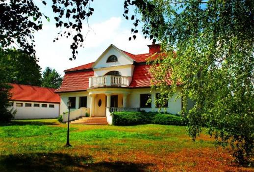 Villa with stables nearby Warsaw