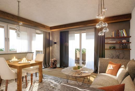 Westendorf near Kitzbühel fantastic penthouse as an intelligent investment