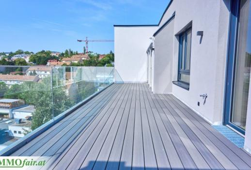 WOW! DREAM VIEW! Spacious 2 room penthouse apartment with a beautiful terrace and panoramic view - FIRST OCCUPANCY