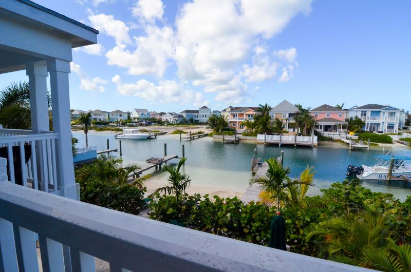 Executive canal front home located in the popular gated community of Sandyport