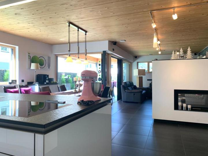 ARLBERG Luxury Real Estate with a Galzig view