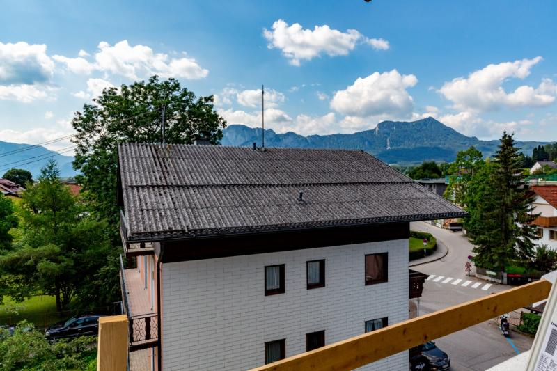 Penthouse apartment in the centre of Mondsee