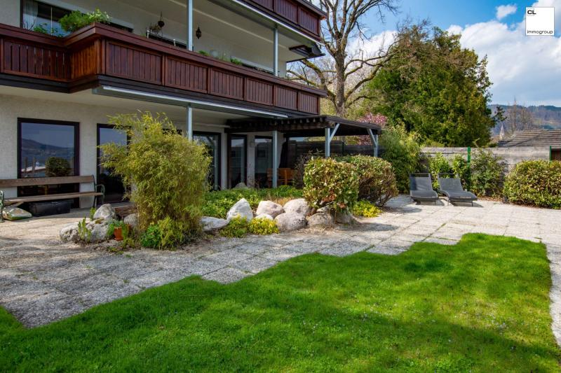 The only chance! Apartment to buy in Altmünster, directly on the lake