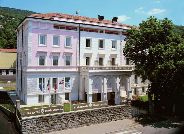 Exclusive apartments in Trieste
