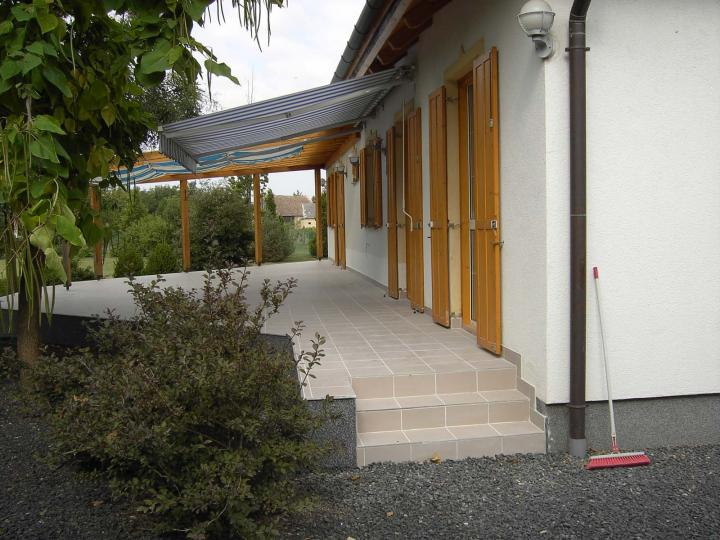 Exclusive country villa close to thermal spas.