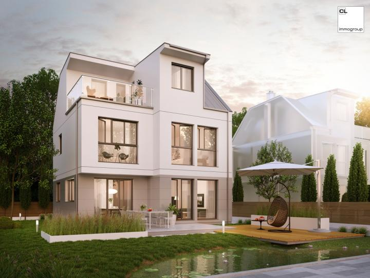 Exclusive: Single-family house quot;turnkeyquot; - In the area of the Donau-Auen National Park